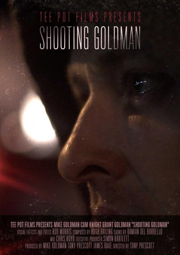 Shooting Goldman Poster