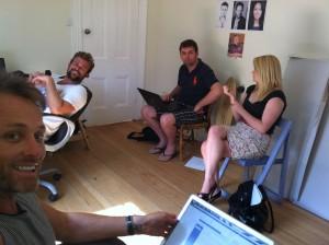 Script meeting