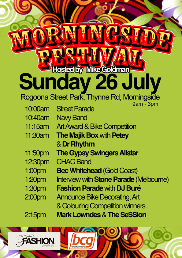 Morningside Festival