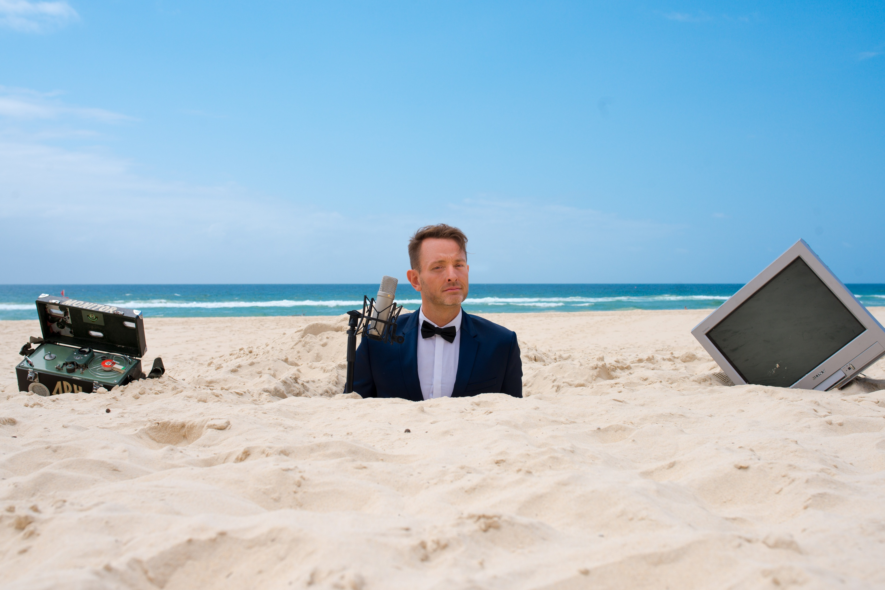 Tangalooma Laughs Comedy Fest