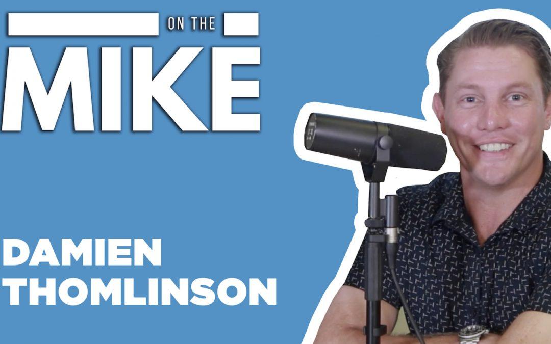 DAMIEN THOMLINSON – The War hero Movie Star