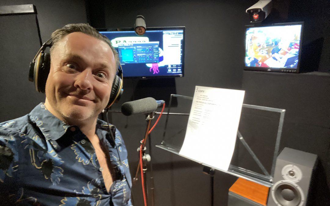 My Brisbane Voiceover Studio