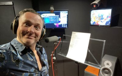 My Brisbane Voiceover Studio